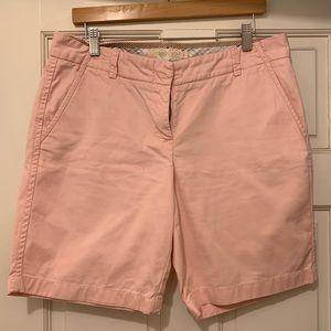 J Crew Chino Pink Size 8